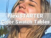 Color Swatch Tables in SAi FlexiSTARTER 19 Software (Mini-Series) Video Index
