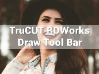 Covering the Draw Bar in TruCUT RDWorks Software (Mini-Series) Video Index